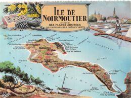 85-ILE DE NOIRMOUTIER-N°T1108-F/0269 - Ile De Noirmoutier