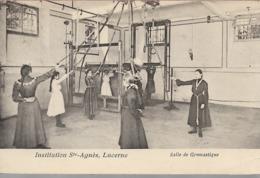 Institution St Agnès Lucerne Salle De Gymnastique - LU Lucerne