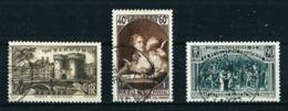 Francia Nº 444/46 Usado - Used Stamps