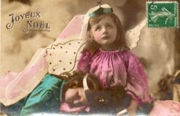 Fillettes  Anges - Enfants
