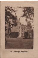 Calendrier De Poche 2 Volets La Grange Bleneau/Horlogerie-Bijouterie Gérard/60 Av Ph Auguste /COURPALAY/1951   CAL466 - Non Classificati