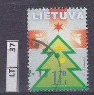 LITUANIA  2002Natale, 1,70, Usato - Lituania