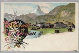 Souvenir De Zermatt - VS Valais