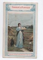 Calendrier -Chromo/ Chocolat Du Planteur/Chocolat De La Cie Coloniale/Thé De La Coloniale/1899  CAL467 - Non Classificati