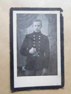 Andreas Verhasselt Wemmel 1891 Bij Luik 1914 WW1 Soldaat Bij Het 9de Linie Régiment - Décès
