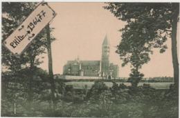 Clervaux - Cpa / L'église De L'Abbaye. - Clervaux