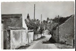 BOULANCOURT La Grande-Rue  Cim , Envoi 1957, Cpsm Pf - France