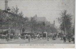 75 ( Paris ) - PARIS - Un Matin Aux Halles Centrales - Petits Métiers à Paris