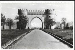 BOULANCOURT La Porte Des Tours, Envoi 1962, Cpsm Pf - France