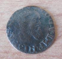 Pays-Bas Espagnols - Monnaie Courte Charles V (Quint) - Duché De Brabant - Date Illisible - [ 1] …-1795 : Période Ancienne
