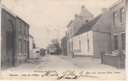 Envrions De Wavre - Genval - Coin Du Village - 1905 - Imp. Pap. Charliez-Nizet, Wavre - Stavelot