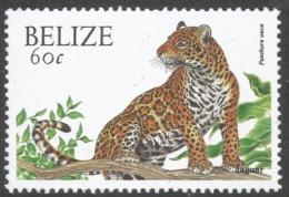 Belize. 2000 Wildlife. 60c MNH. SG 1260 - Belize (1973-...)
