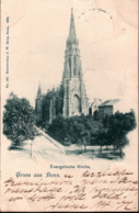 ! Alte Ansichtskarte Gruss Aus Bonn, Evangelische Kirche - Bonn