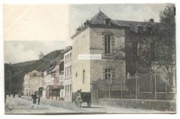 Namur - Ad. Boulevard Aquam - 1904 Used Belgium Postcard - Namur