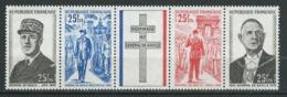 REUNION 1971 . Bande N° 403A . Neufs ** (MNH) - Réunion (1852-1975)