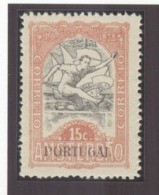 Portugal Olympic Stamp Mint Without Hinge The First Stamp With Olympic Rings Over The Head Of The Runner - Summer 1928: Amsterdam