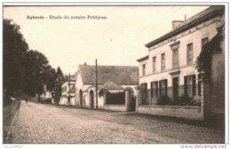 Eghezée - Etude Du Notaire Petitjean - 2 Scans - Eghezée