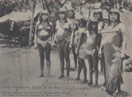 Argentine - Ethnies - Indiens Chamacocos - Indias Chamacoco - Puerto 14 De Mayo - Femmes Tribu - Argentina
