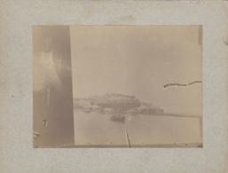 Photographie - Photographie Fin XIXème Siècle - Port Tanger Maroc ? - Fotografía