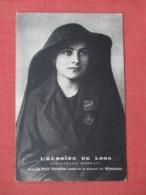 L'Héroine De Loos, Emilienne Moreau Ref   3650 - Loos Les Lille