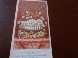 B736  Santino La Santa Bambina - Andachtsbilder