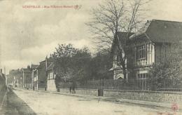 Luneville Rue Villebois Mareuil - Luneville