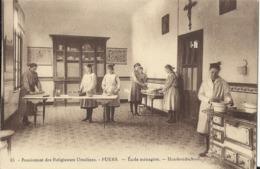 Puurs - Pensionnat Des Religieuses Ursulines - PUERS - Ecole Ménagère - Huishoudschool - Puurs