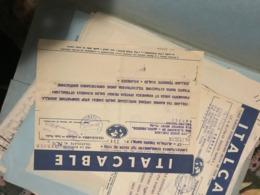 STUPENDO ITALCABLE TELEGRAMMA - Non Classificati