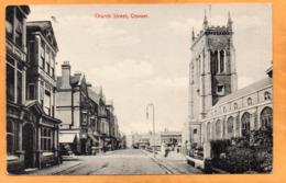 Cromer UK 1912 Postcard - Angleterre