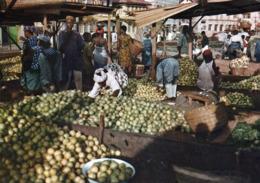 1 AK Nigeria * Der Orangenmarkt In Lagos * - Nigeria
