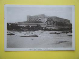 GRANVILLE. Les Îles Chausey. Le Château Fort. - Granville