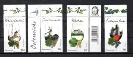 Osterreich Austria WINE 2012-2013-2014-2015 MNH - 1945-.... 2ème République