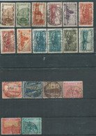 Tmbre Sarre - Used Stamps