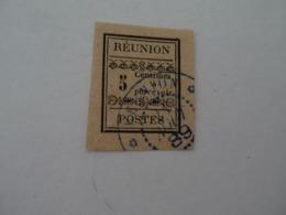 TP Réunion  Oblitérés Taxe N°2 Valeur 16€ - Isola Di Rèunion (1852-1975)