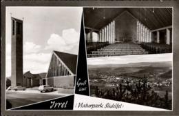 ! S/w Ansichtskarte Gruß Aus Irrel, Kirche, Südeifel - Germany
