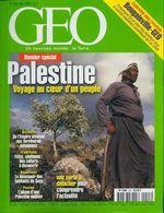 Géo N°243 : Palestine. Voyage Au Coeur D'un Peule De Collectif (1999) - Books, Magazines, Comics