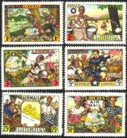572 Liberia Esclavage Slavery MNH ** Neuf SC (LBA-55) - Liberia