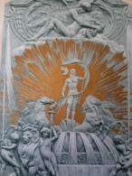 MENU STERN 1906 TIBIDABO SOCIEDAD AGUAS BARCELONA CELEBRACION TORREON AYUNTAMIENTO ESPAGNE ESPANA GASTRONOMIE - Menus