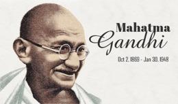Viet Nam Vietnam MNH Stamp Issued On 2th Of Oct 2019 : 150th Years Of Mahatma Gandhi (Ms1115) - Vietnam