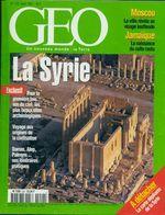 Géo N°222 : La Syrie De Collectif (1997) - Books, Magazines, Comics