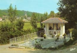 Bartres...monument De Ste Bernadette   Edit  Doucet  No 15 - Francia