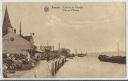 Burght - Zicht Op De Schelde (Burcht - Zwijndrecht) - Zwijndrecht