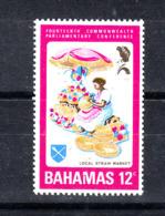 Bahamas   - 1968. Mercato Della Paglia. Local Straw Market. MNH - Altri