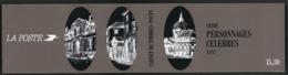 BC 2460 NEUF TB / 1987 Personnages Célèbres / Valeur Timbres : 12.3f Soit 1.87€ - Booklets
