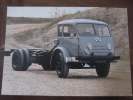 Carte Postale Voiture RENAULT Type R 4154 De 1958 - Camion, Tir