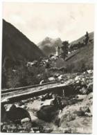 W4949 Valle Stura (Cuneo) - Bagni Di Vinadio - Panorama / Viaggiata 1963 - Other Cities