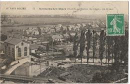 MONTCEAU LES MINES - Vue Aérienne - Montceau Les Mines