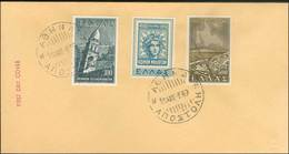 FDC Lot: 489 - Stamps