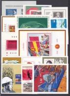 DDR - 1963/88 - Block Sammlung - Postfrisch/Ungebr. - DDR