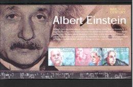 St.Vincent & The Grenadines Albert Einstein MNH -(V-99) - Albert Einstein
